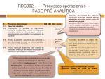 rdc302 processos operacionais fase pr anal tica2