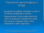 functional neuroimaging in ptsd