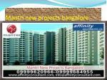 mantri new projects bangalore3