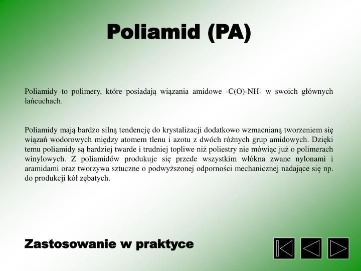 Poliamid (PA)