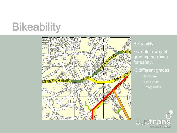 Bikeability