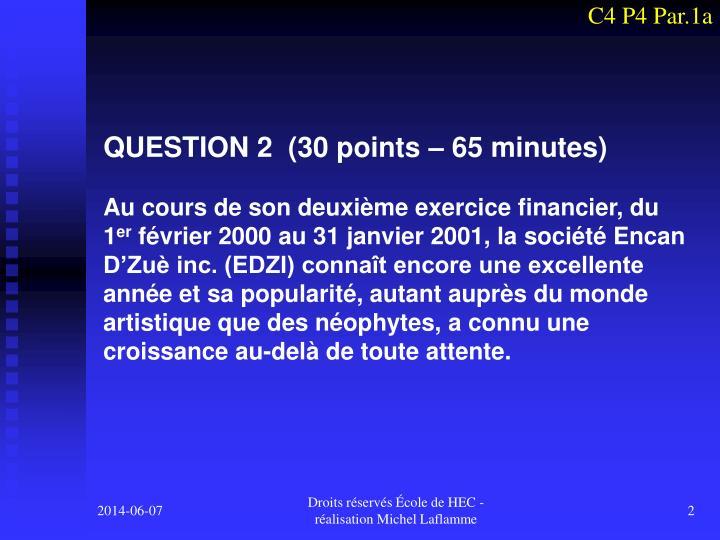 C4 p4 par 1a