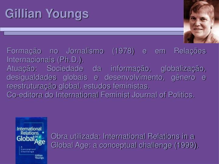 Gillian Youngs