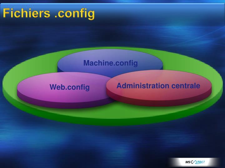 Machine.config