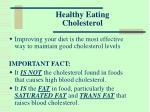 healthy eating cholesterol3