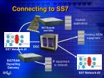 connecting to ss7
