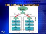 siu software architecture