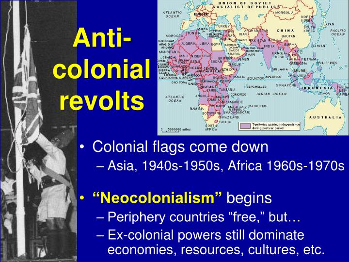 Anti-colonial revolts