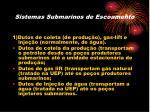 sistemas submarinos de escoamento2