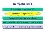 compatibiliteit1