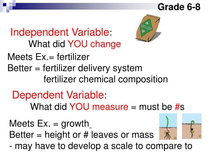 Grade 6-8