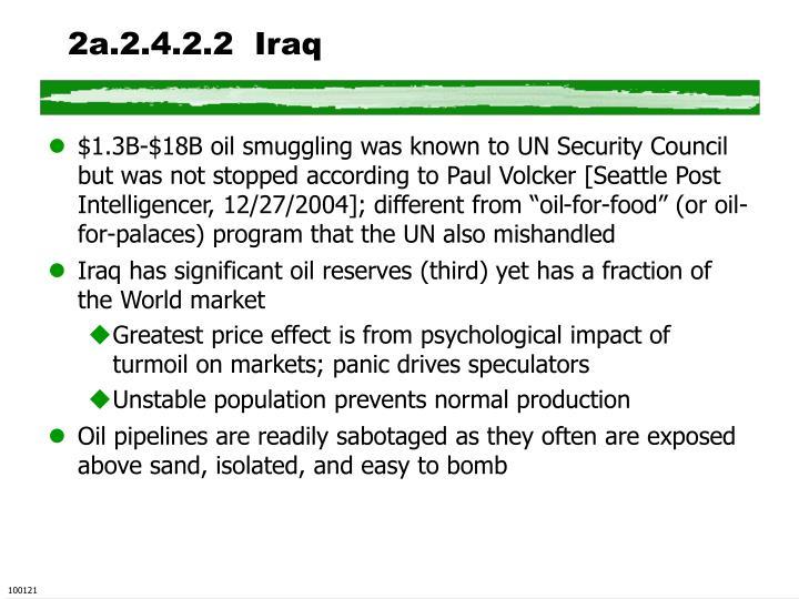 2a.2.4.2.2  Iraq