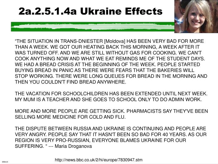 2a.2.5.1.4a Ukraine Effects