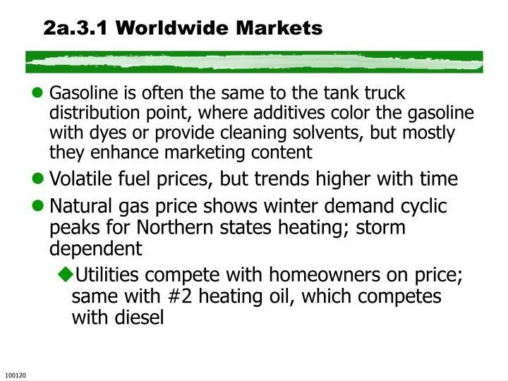 2a.3.1 Worldwide Markets