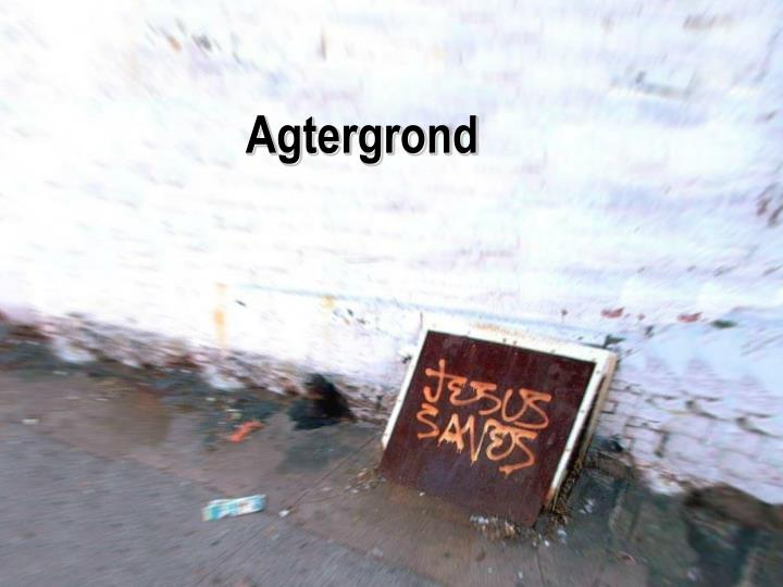 Agtergrond