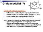 graf modeliai 7