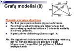 graf modeliai 8