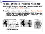 poligon strukt ros mozaikos ir gardel s2
