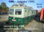 100 bobinka 1956