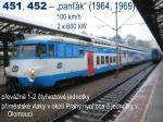 451 452 pan k 1964 1969