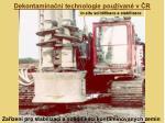 dekontamina n technologie pou van v r24