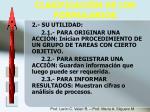 clasificaci n de los formularios1