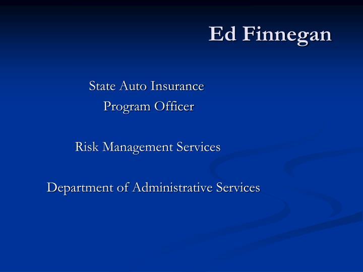 Ed Finnegan