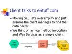 client talks to estuff com