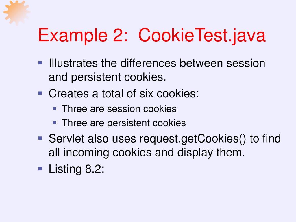 Java getcookies