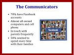 the communicators