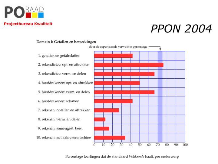 PPON 2004