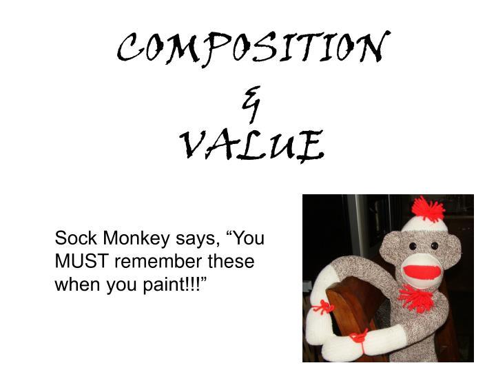 Composition value