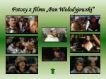 fotosy z filmu pan wo odyjowski