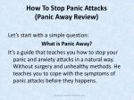 how to stop panic attacks panic away review2