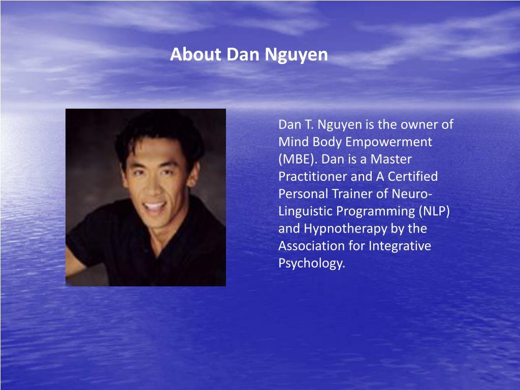 About Dan Nguyen