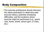 body composition30