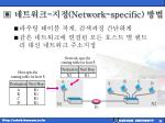 network specific
