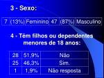 3 sexo
