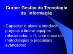 curso gest o da tecnologia da informa o2