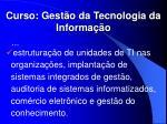 curso gest o da tecnologia da informa o4