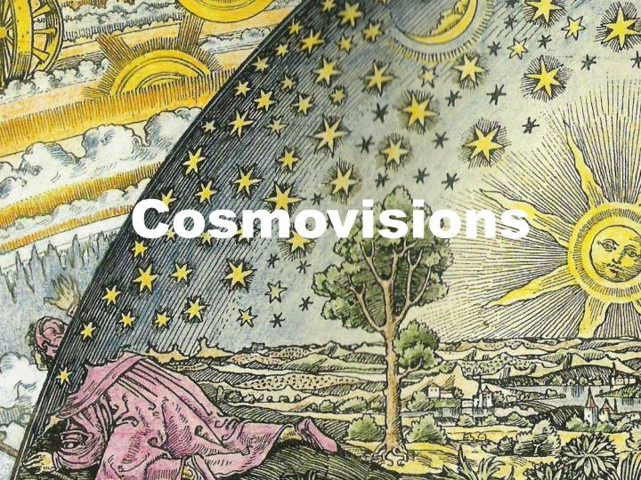 cosmovisions n.