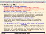 cooperation information communication technologies1