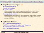 cooperation information communication technologies2
