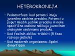 heterokronija