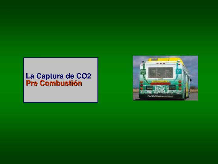 La Captura de CO2