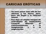 caricias er ticas