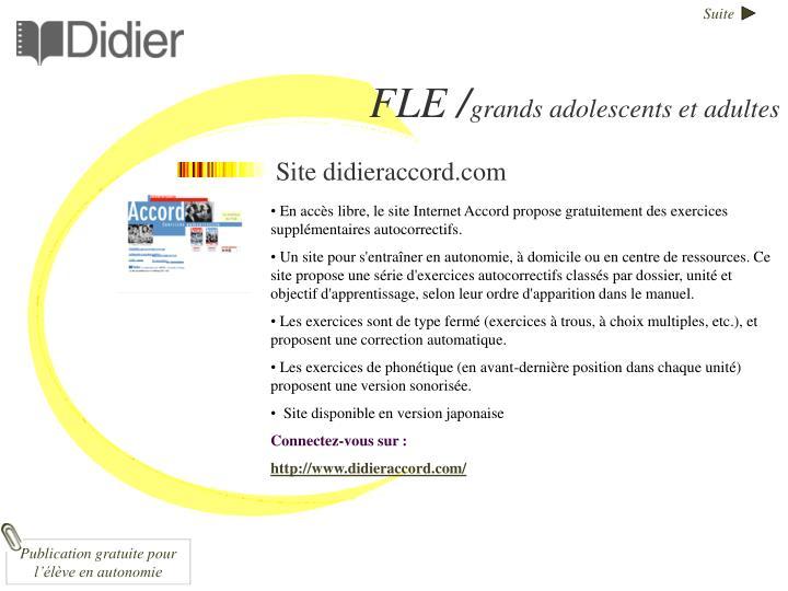 FLE /