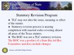 statutory revision program1