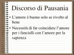discorso di pausania1
