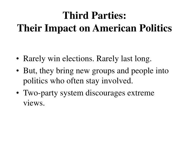 Third Parties: